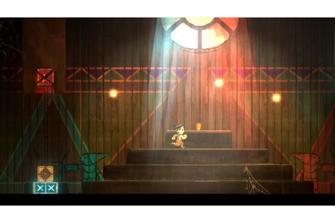 Game Review: Teslagrad (PS Vita) - Vita Player - the one ...