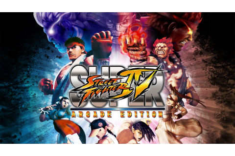 Buy SUPER STREETFIGHTER IV ARCADE EDITION - Microsoft Store