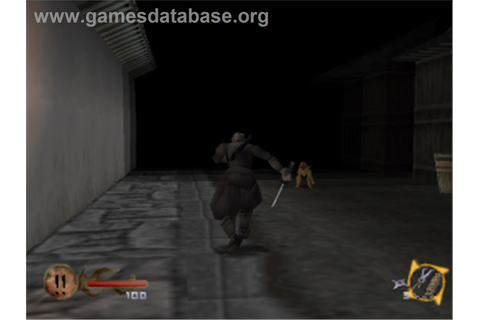 Tenchu: Stealth Assassins - Sony Playstation - Games Database