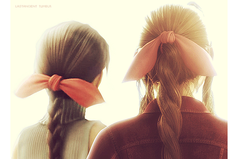 Final Fantasy VII. Aerith & Marlene | GAMES /characters ...