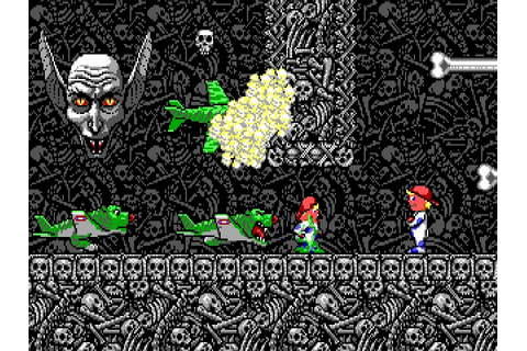 Download Monster Bash | DOS Games Archive