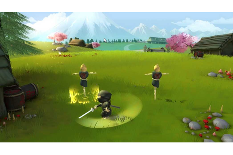 Download Mini Ninjas Full Version - LYZTA GAMES