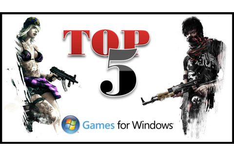 Top 5 Best Low Performance PC Games - YouTube