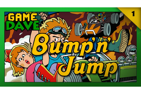 Bump 'n' Jump NES Review | Game Dave - YouTube