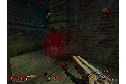 Blood II: The Chosen (Windows) - My Abandonware