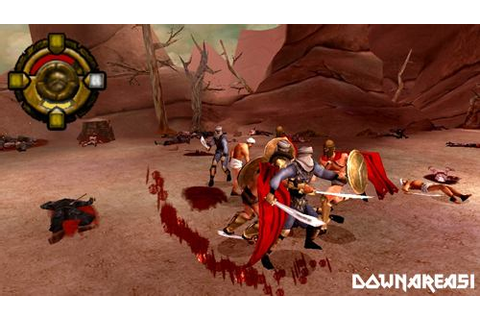 300 March to Glory PSP ISO - Download Game PS1 PSP Roms ...