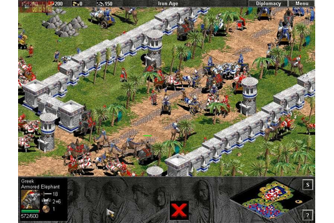 info seputar game: Free Age OF Empires ~ The Rise Of Rome ...