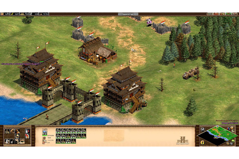 Age of Empires 2 HD Edition - Genghis Khan - Pax Mongolia ...