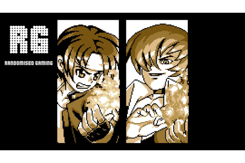 King of Fighters R-1 : Pocket Fighting Series - Complete ...