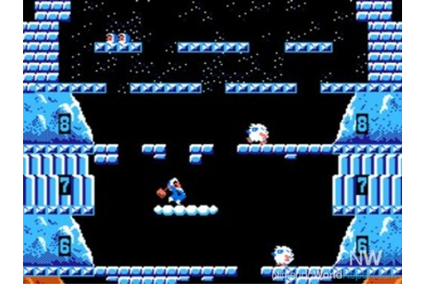 Ice Climber (Video Game) - TV Tropes