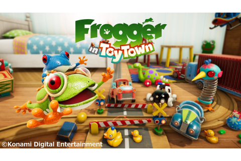 Frogger Returns on Apple Arcade | Invision Game Community