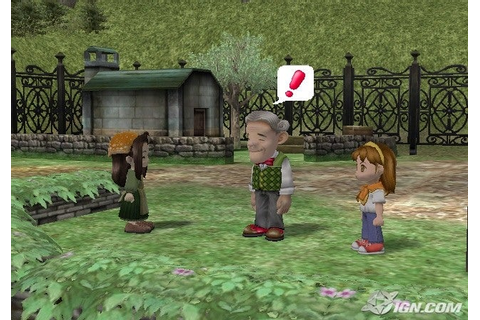Harvest Moon: Another Wonderful Life Screenshots, Pictures ...