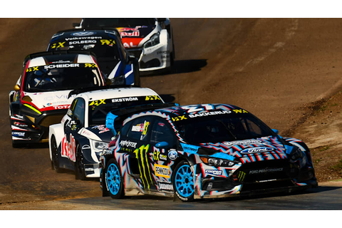 World Rallycross looks to incorporate EVs - Autoblog