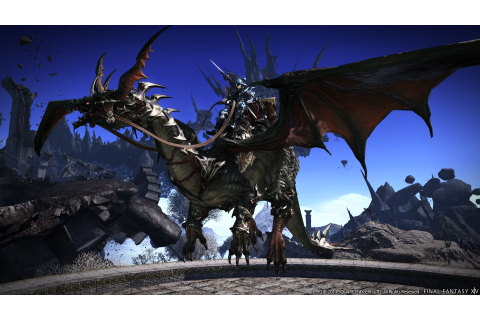 Final Fantasy XIV Heavensward Expansion's Bonuses and ...