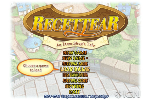 Recettear: An Item Shop's Tale Full GAME [PC] Download ...