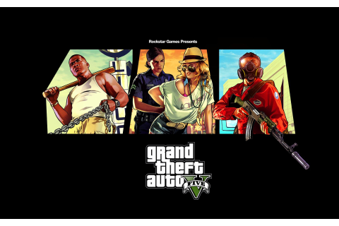 Grand Theft Auto V 2013 Game Wallpapers | HD Wallpapers ...