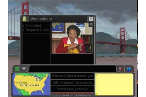 Where in the World is Carmen Sandiego (1999) GAME Play - YouTube