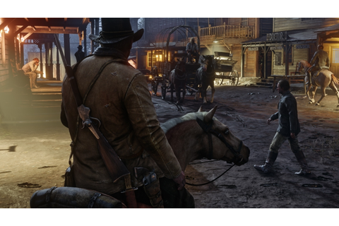 Red Dead Redemption 2 - Online multiplayer guide (PS4 ...
