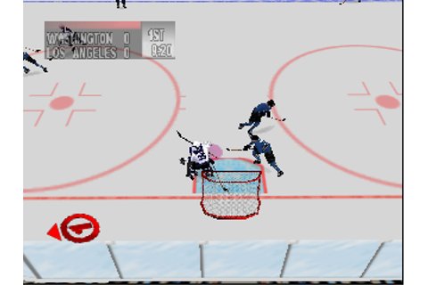 NHL Breakaway 99 (Europe) ROM