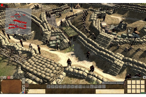 Trench warfare addon - Men of War: Assault Squad 2 - Mod DB