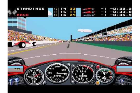 Papyrus Design Group - Indianapolis 500: The Simulation ...