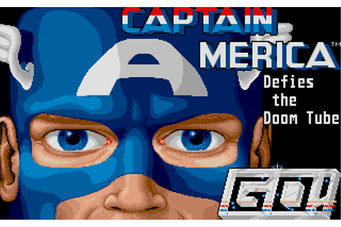 Download Captain America in: The Doom Tube of Dr ...