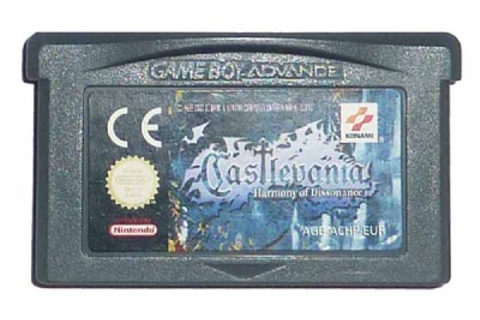 Buy Castlevania: Harmony of Dissonance Game Boy Advance ...