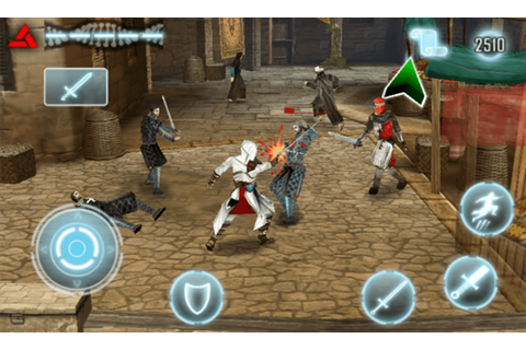 Assassin's Creed Altaïr's Chronicles HD para Windows Phone ...