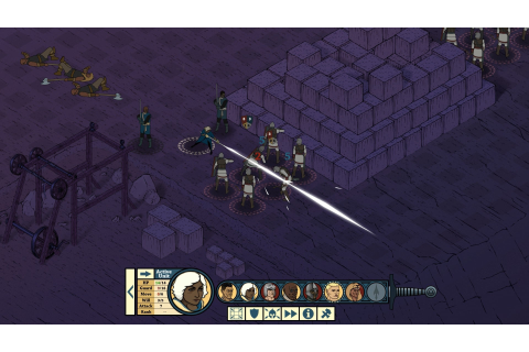 Tahira: Echoes of the Astral Empire - Screenshot-Galerie ...