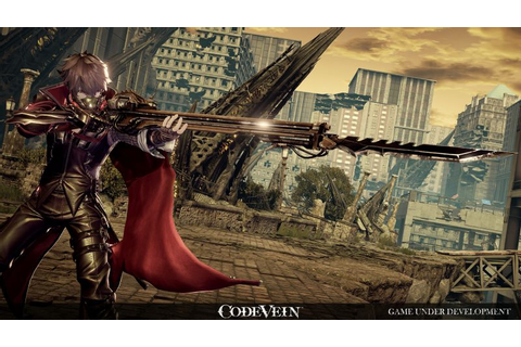 Code Vein Will Have A 'Unique' Artstyle, Neither Anime Nor ...