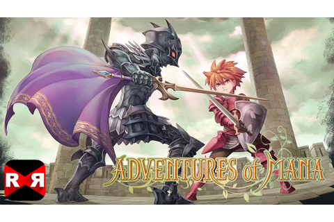 Adventures of Mana (By SQUARE ENIX) - iOS / Android ...