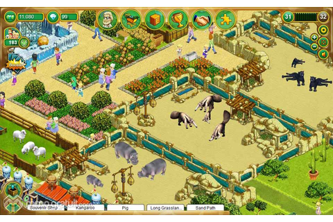 Images de My Free Zoo - Screenshots - MMORPG.fr