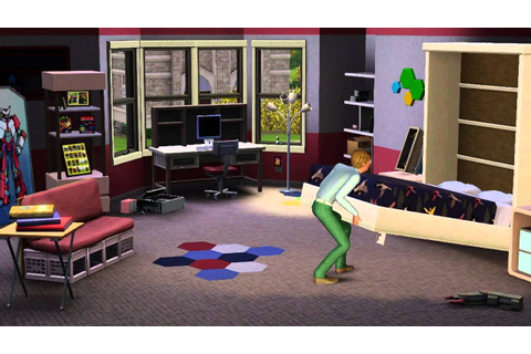 The Sims 3 University Life -- Announce Trailer - YouTube