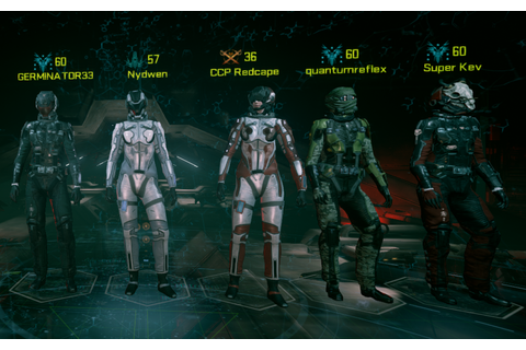 How to find your EVE: Valkyrie Squad - EVE: Valkyrie - Warzone