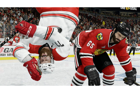 NHL 16 Career Mode #33 - Stanley Cup Final Game 3 vs ...