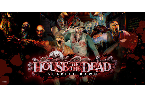House Of The Dead: Scarlett Dawn Finds Arcade Gaming ...