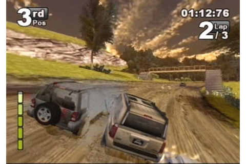 Jeep Thrills - PlayStation2 Countdown