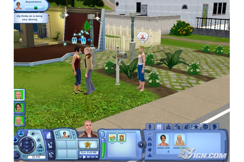 The Sims 3 Free Download Full Version Mac PC | Free Games Aim