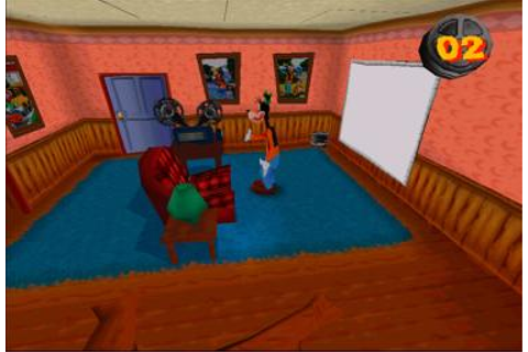 Screens: Goofy's Fun House - PlayStation (2 of 10)