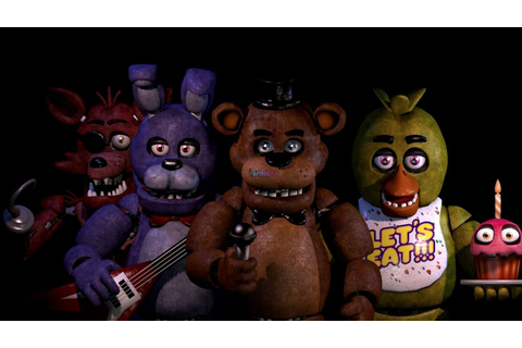 Five Nights at Freddys Full Version Free Download Game ...