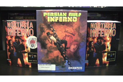 Persian Gulf Inferno (Amiga) - eine Review vom Retro ...
