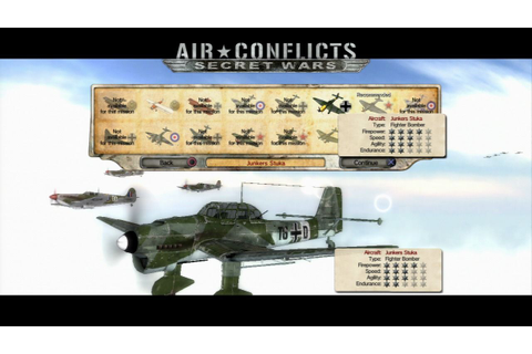 Air Conflicts: Secret Wars Screenshots for PlayStation 3 ...