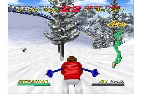 Big Mountain 2000 Nintendo 64 N64
