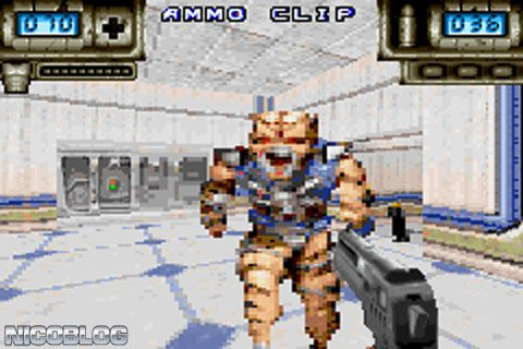 Duke Nukem Advance (USA) GBA ROM | Cdromance