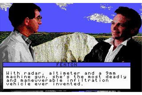 David Wolf: Secret Agent Download (1989 Arcade action Game)