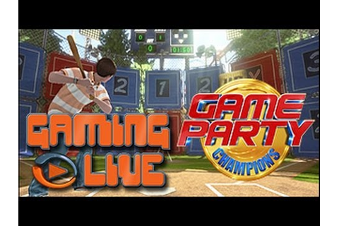 GAMING LIVE Wii U - Game Party Champions - Jeuxvideo.com ...