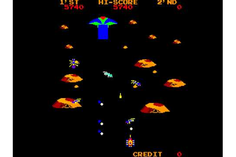 Arcade Game: Satan of Saturn (1981 SNK) - YouTube