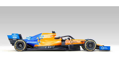 McLaren MCL34 gallery - all the angles of the teams 2019 ...