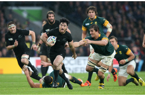 Match highlights: South Africa v New Zealand - Rugby World ...