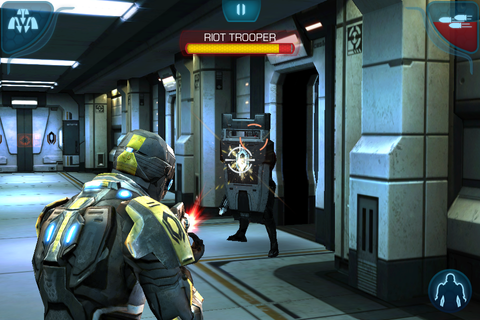 MQ ANDROID PAK: Download MASS EFFECT INFILTRATOR WVGA FREE